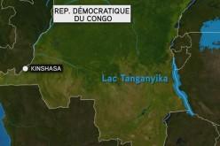 Au moins 129 morts dans un naufrage à la République démocratique du Congo