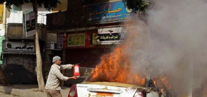 Quinze morts au jour anniversaire de la révolution égyptienne de 2011