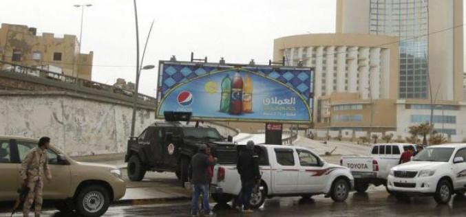 Libye: Neuf morts dans une attaque contre un hôtel de Tripoli