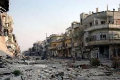 La Crise Syrienne (en image)