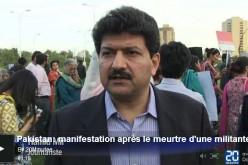 Pakistan: manifestation après le meurtre d'une militante(vidéo)