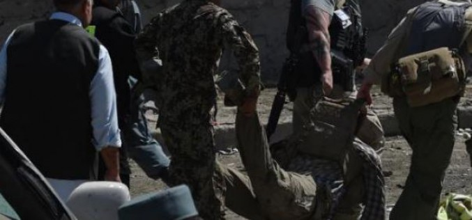 Afghanistan: attentat suicide près de l'aéroport de Kaboul, trois morts