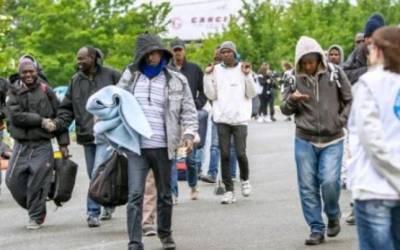 INFOGRAPHIE. Le nombre de migrants à Calais a été multiplié par 7 depuis avril 2014