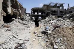 A Gaza, les séquelles du conflit sont omniprésentes: plus de 12.000 maisons détruites, 100.000 endommagées, des milliers de sans-abri