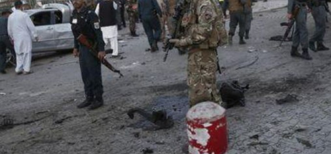 Au moins douze morts dans un attentat suicide à Kaboul