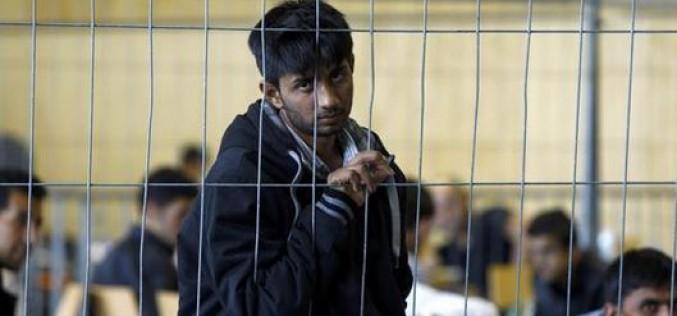 Allemagne : Incendie criminel d'un foyer de réfugiés
