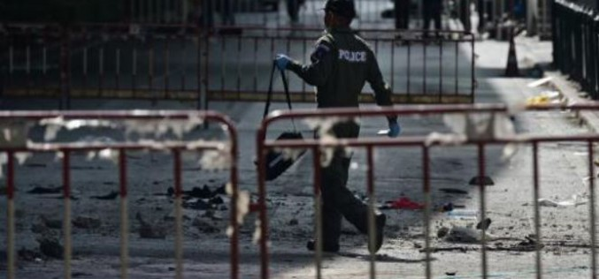 L'attentat de Bangkok a fait au moins 21 morts, un suspect recherché