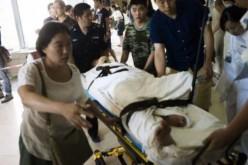 Chine : au moins 50 morts et 700 blessés dans une double explosion à Tianjin