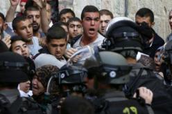 Jérusalem-est: les policiers israéliens sont entrés dans la mosquée Al-Aqsa, et provoqué des dégâts (témoins)