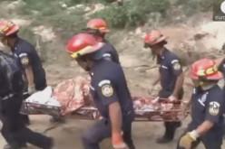 Au moins 30 morts et 600 disparus au Guatemala -vidéo