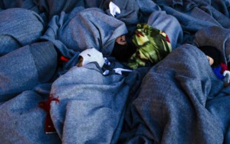 Europe: plus de 600.000 migrants, arrivées depuis janvier via la Méditerranée (OIM)