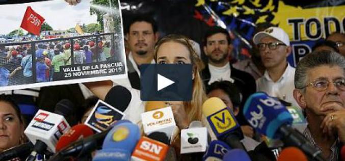 L'UE s'inquiète des violences pendant la campagne électorale au Venezuela
