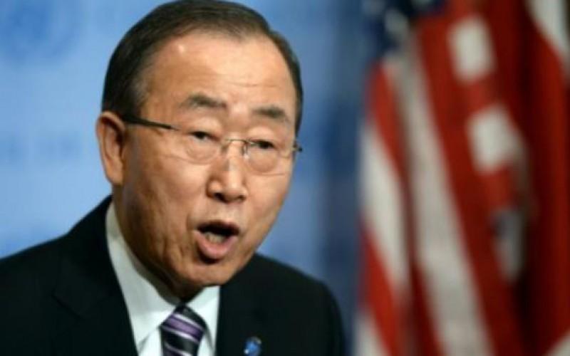 Cisjordanie : Ban Ki-moon condamne la poursuite de la colonisation israélienne