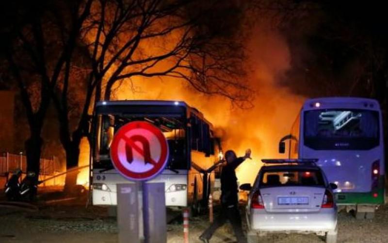 Turquie: 28 morts dans un attentat à la voiture piégée à Ankara