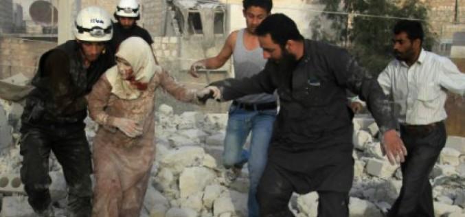 Syrie: des milliers de civils fuient de violents combats dans le nord