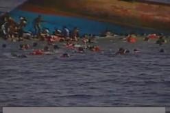 Une centaine de Réfugiés morts dans le naufrage de mercredi