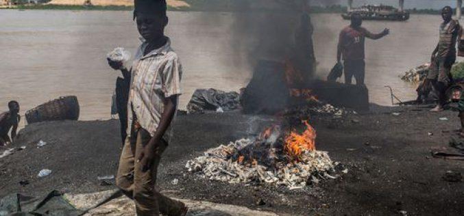 Pollution : 300 millions d'enfants respirent de l'air toxique, (UNICEF)