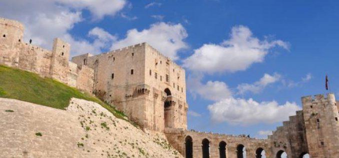 Syrie: Quand Alep était une cité pacifique et prospère, carrefour de civilisations