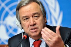 Le nouveau Secrétaire général de l'ONU appelle à faire de 2017 une année pour la paix