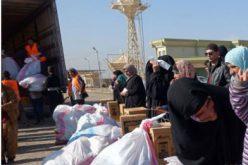 Iraq : plus de 144.500 personnes ont été déplacées à cause de la bataille de Mossoul (OIM)
