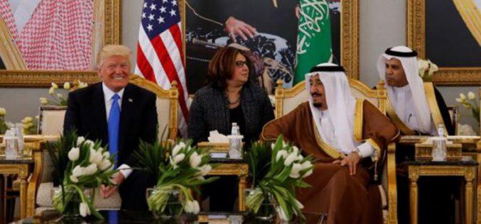 Le chèque en blanc donné par Donald Trump à l'Arabie saoudite menace la paix au Moyen-Orient