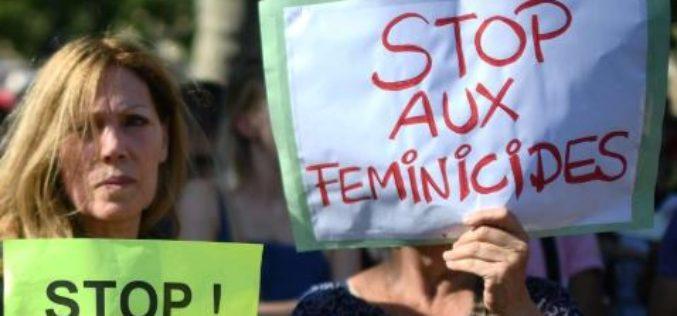 France: Des centaines de manifestants pour exhorter le gouvernement à prendre des mesures concrètes contre les féminicides