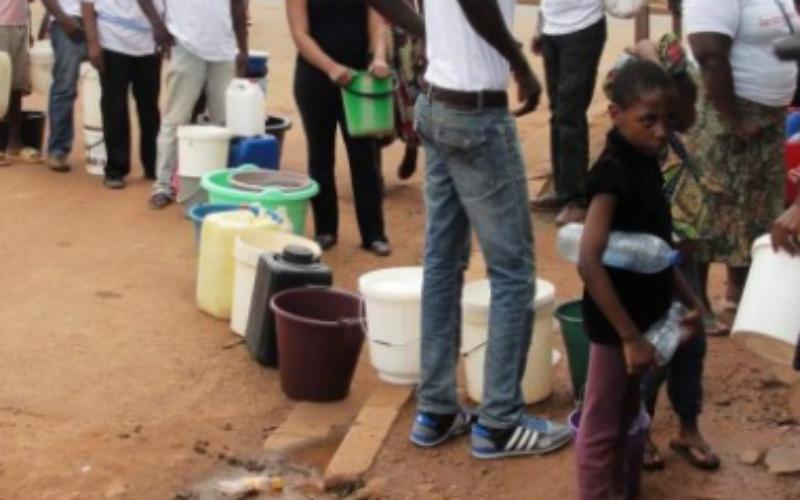 Banque mondiale : Le manque d'eau potable réduit la croissance économique d'un tiers