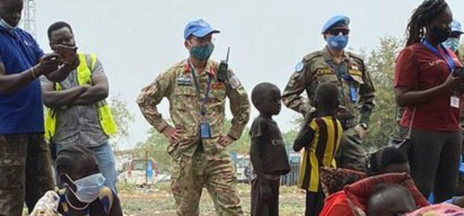 L'ONU espère fournir une aide humanitaire à 160 millions de personnes en 2021